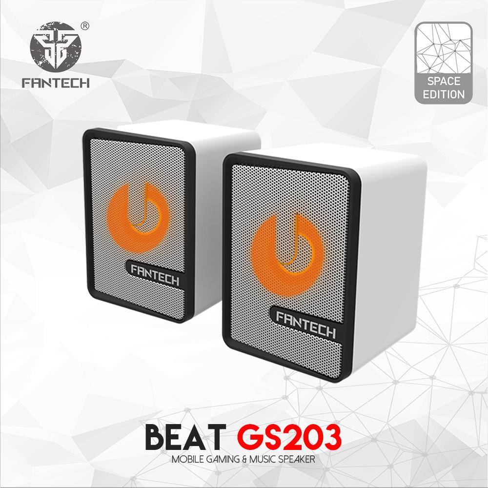 PARLANTE USB GS-203 FANTECH SPACE EDITION